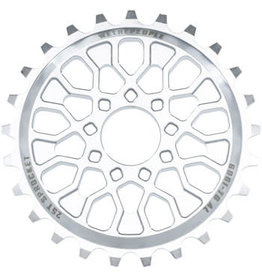 We The People We The People Pathfinder Felix Prangenberg Signature Sprocket 25t Chrome Plated 23.8mm Spindle Hole With Adaptors for 19mm and 22mm