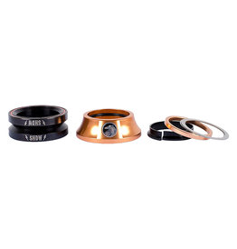 """The Shadow Conspiracy The Shadow Conspiracy Integrated Stacked Headset 1-1/8"""" Copper"""