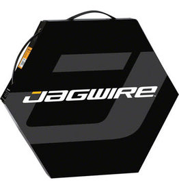 Jagwire Jagwire 4mm Basics Derailleur Housing 50M File Box, Black
