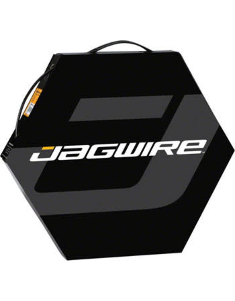 Jagwire Jagwire 4mm Basics Derailleur Housing 50M File Box, Black