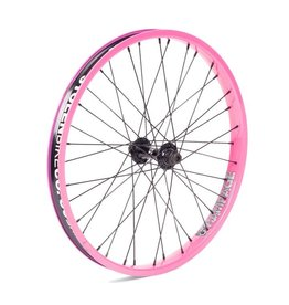 "Stolen Stolen Rampage Front Female Axle Wheel 20"" Cotton Candy"