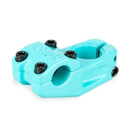 FictionBMX FictionBMX Spartan Top Load Stem (50mm) Caribbean Green