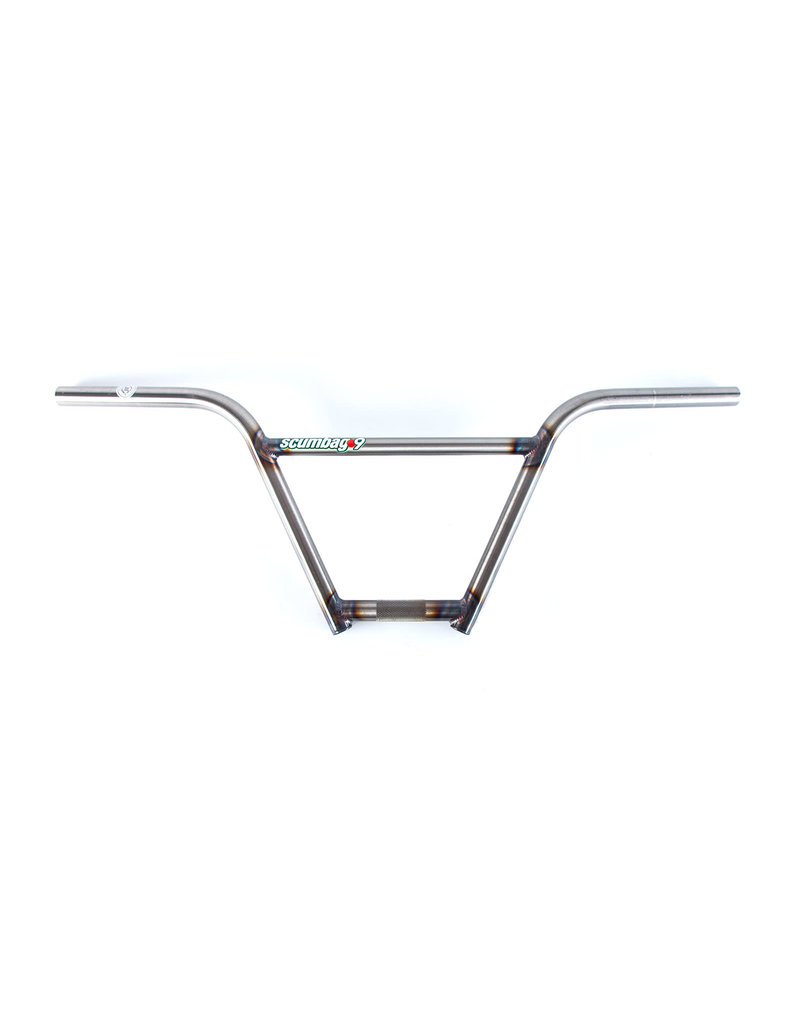 "Fit Bike Co 9.0"" FIT Begin 4 Piece Scumbag Bars Gloss Clear"