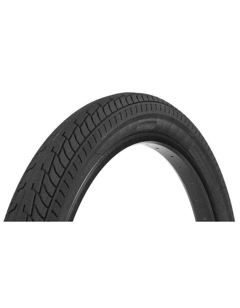 Fit 20x2.4 FIT FAF BMX Tire 2.4 Black