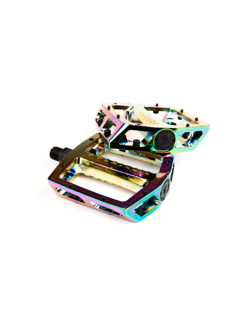Fit Bike Co FIT Mac Loose Alloy Pedals Oil Slick