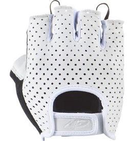 Lizard Skins Lizard Skins Aramus Classic Gloves - White, Short Finger, Medium