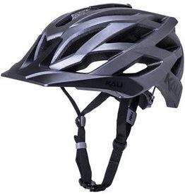 Kali Protectives Kali Protectives Lunati Helmet - Solid Matte Titanium, Sm/Med
