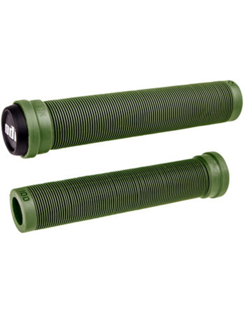 ODI ODI Soft X-Longneck Grips - Army Green, 160mm