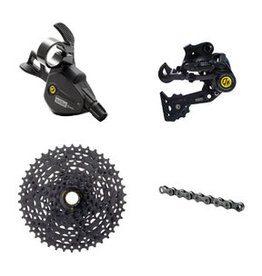 BOX COMPONENTS Four Prime 9 (8 Speed) Groupset, Multi Shift