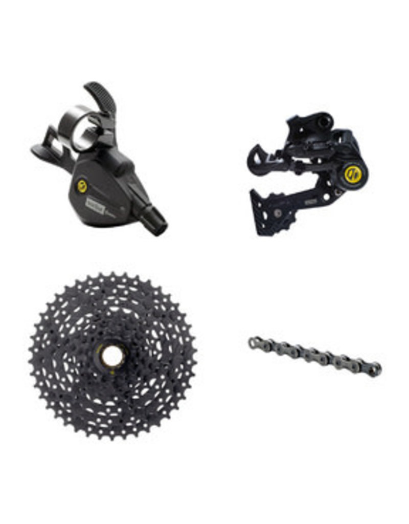 BOX Four Prime 9 (8 Speed) Groupset, Multi Shift