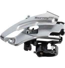 Shimano Shimano Tourney FD-TX800 7/8-Speed Triple Top-Swing Dual-Pull