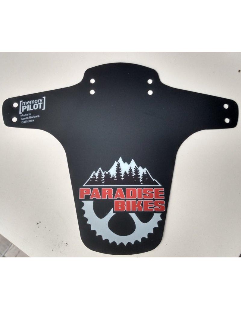 Paradise Bikes Paradise Bikes MTB Fork Fender, Logo'd