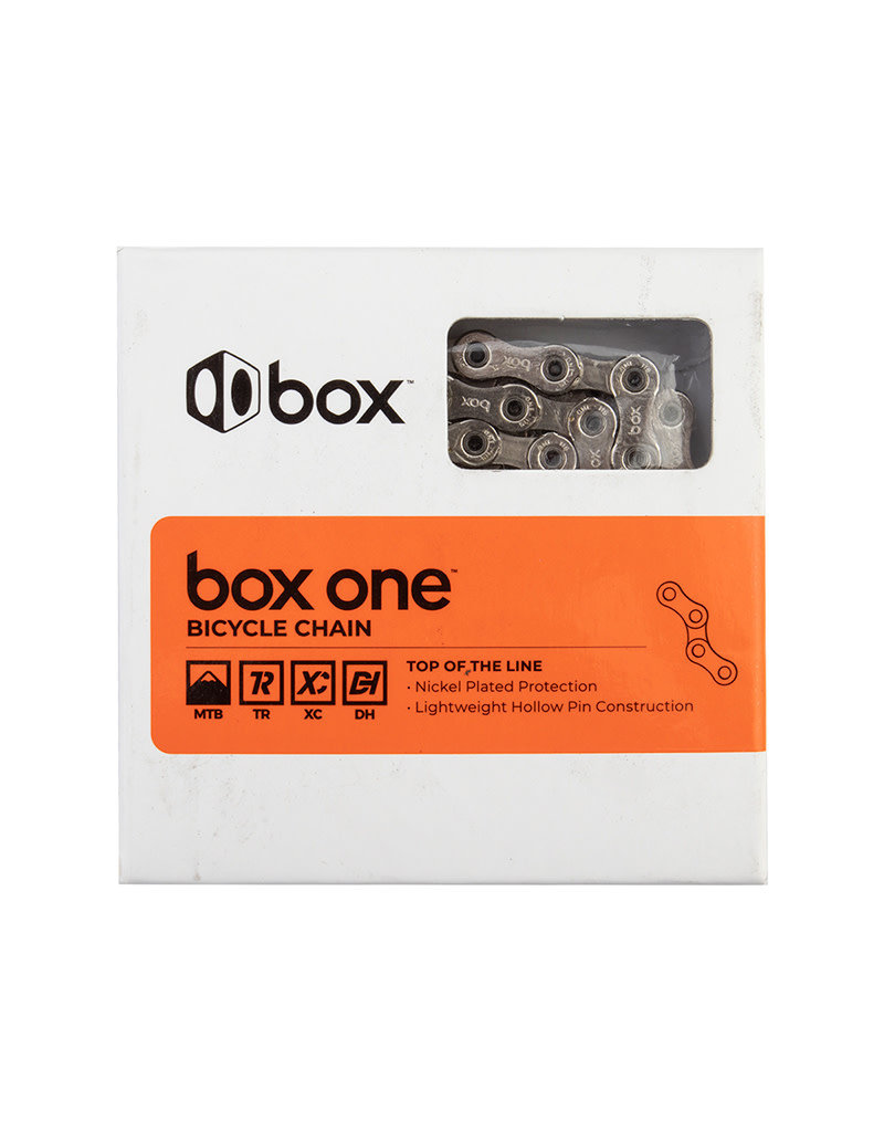 BOX COMPONENTS Box One 11 Speed Chain, Chrome