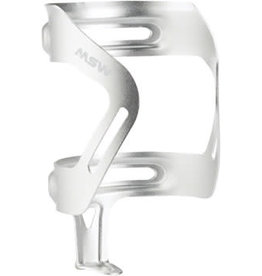 MSW MSW AC-210 All-Around Water Bottle Cage: Silver