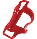 Lezyne Lezyne Flow Cage SideLoader Left Entry, Enhanced Graphics, Red