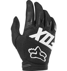 Fox Racing Fox Racing Dirtpaw Race Gloves - Black, Full Finger, Men's, X-Large