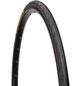 Continental 700x28 Continental Gatorskin Tire Clincher, Wire, Black, 180tpi