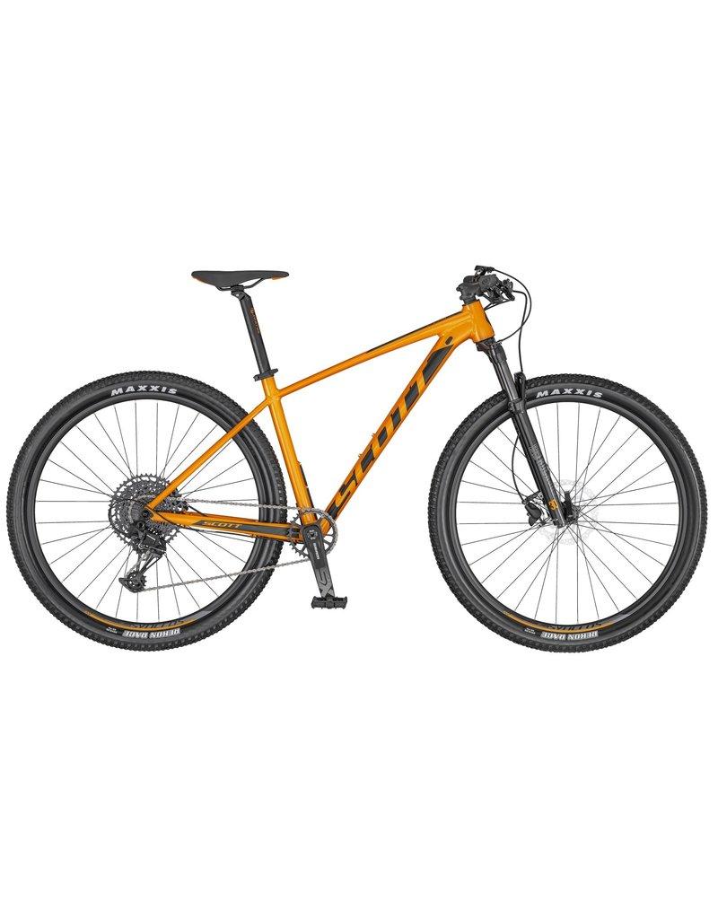 Scott 2020 Scott Scale 970 Orange, Large