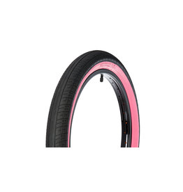 S&M 20x2.4 S&M Speedball Pinkwall BMX Tire