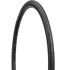 700x28 Dimension Thunder Road Tire, Clincher, Wire, Black, 33tpi