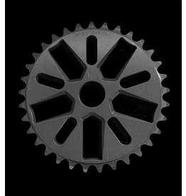 Knight Bike Co. Knight Bike Co Starfighter Sprocket, 39T Black