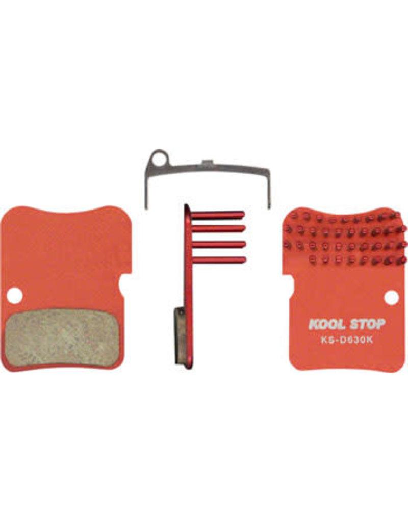 Kool Stop Kool-Stop Aero-Kool Disc Brake Pad: Fits XTR975, XT775