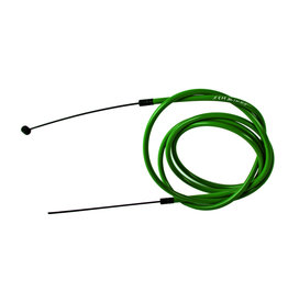 """S&M S&M Linear Brake Cable Green 55"""""""
