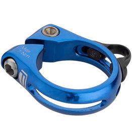 Promax Promax DP-1 Dropper Seat Post Clamp 34.9mm Blue