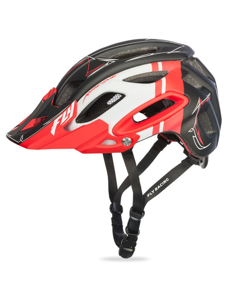 Fly Racing Fly Racing Freestone Red/White/Black XS-Small Shaun Palmer Edition