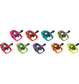 """iSSi iSSi Flip II Pedals - Single Side Clipless with Platform, Aluminum, 9/16"""""""
