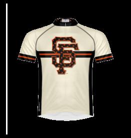 Primal San Francisco Giants Men's Sport Cut Cycling Jersey