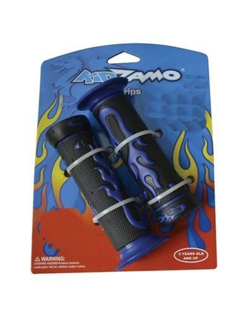 Kidzamo Kidzamo Blue Flame Grips Kids