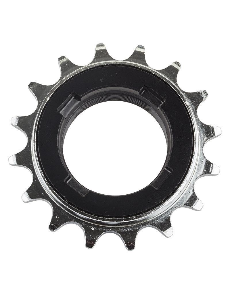 Sunlite Easy Off Single Speed Freewheel 16Tx1/8  Chrome Plated