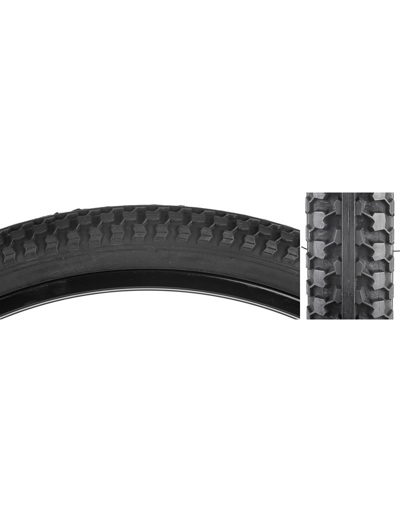 CST 26x2.125 CST727 Black Raised Center K52
