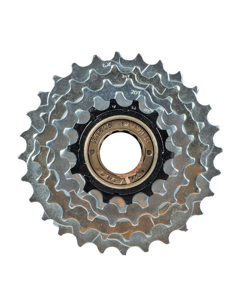 SunRace Freewheel MFM2A 14-28t, 5-Speed, Black