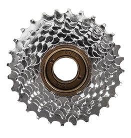 Sunlite Freewheel, 7-Speed, 14-28t, Index Silver