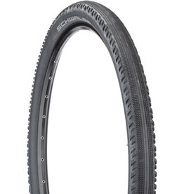 Schwalbe 29x2.25 Schwalbe Hurricane Tire - Clincher, Wire, Black, Performance Line, Addix