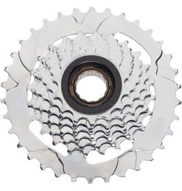 Dimension 7-Speed 14-34t Chrome Plated Freewheel