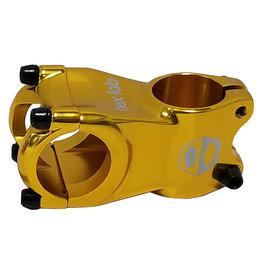 BOX COMPONENTS BOX Cusp mini stem 28.6mm x 45mm gold