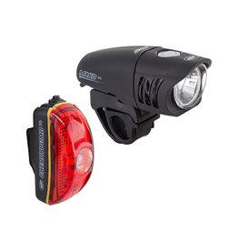 Mako 250 LED Headlight + CherryBomb 35 Combo