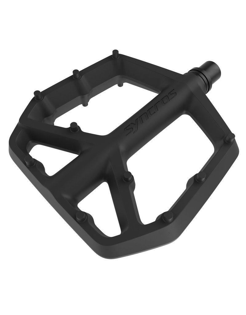 Syncros Syncros Flat Pedals Squamish III, Black