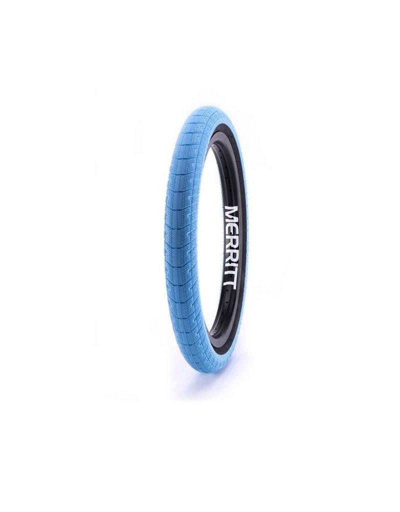 Merritt 20x2.35 Merritt Foster FT1 Tire, Tar Heel Blue