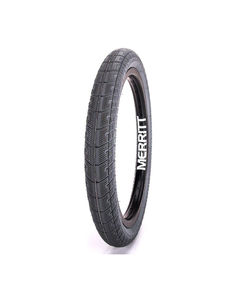 Merritt 20x2.35 Merritt Foster FT1 Tire, Black