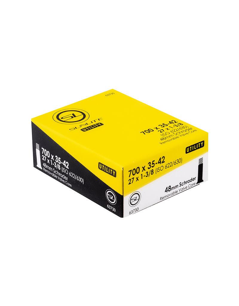 700x35-42 (27x1-3/8) Utili-T Tube Schrader Valve
