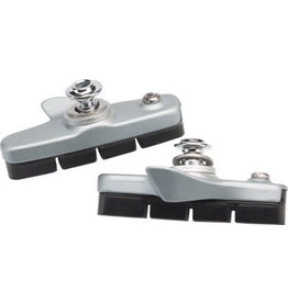 Shimano Shimano 105 BR-5800-S Road Brake Shoe Set, Silver