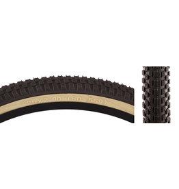 SE BIKES 26x2.0  SE Bikes Tire Cub Black Black w/Skinwall