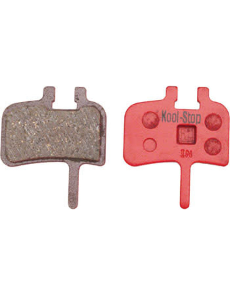 Kool Stop Kool-Stop Disc Brake Pads for Avid/SRAM (#3) Semi Metallic Compound, Fits Juicy 3/5/7, Juicy Carbon, Juicy Ultimate, BB7