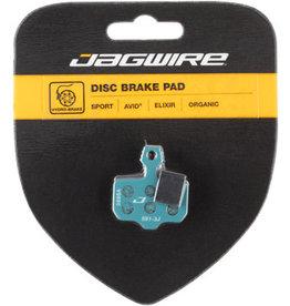 Jagwire Jagwire Sport Organic Disc Brake Pads (#01) for SRAM Level TL, T, DB5, DB3, DB1, Avid, Elixir R, CR, CR Mag, 1, 3, 5, 7, 9, X0, XX, World Cup