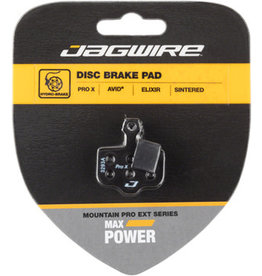Jagwire Jagwire Mountain Pro Extreme Sintered Disc Brake Pads (#01) for Avid Elixir R, CR Mag, 1, 3, 5, 7, 9, X.O, XX, World Cup