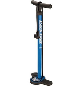 Park Tool Park Tool PFP-8 Home Mechanic Floor Pump Blue/Black
